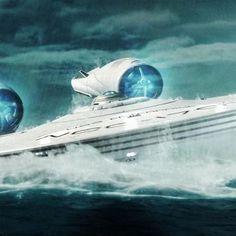 The Chris Pine Network NEW Star Trek Into Darkness Poster!