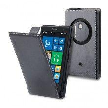 Funda Nokia Lumia 1020 Muvit Slim con Mica Negra  $ 264.00
