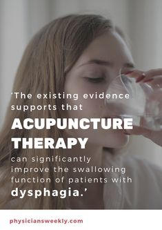 Study shows how acupuncture helped improve swallowing in patients who suffered from stroke. #acupuncturecasestudy #AcupunctureWorks #Acupuncturebenefits Acupuncture Benefits, Meta Analysis, Case Study, Therapy, Healing