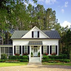 Black Tin Roof Design Ideas, Pictures, Remodel and Decor