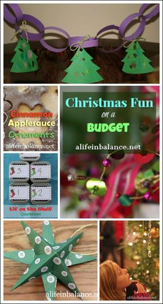 Christmas Fun on a Budget -- You are not the only family with a small Christmas budget. Stick to your plan and avoid paying for Christmas in the New Year.