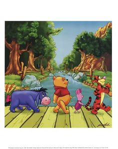 The Hundred Acre Gang    Artist: Walt Disney