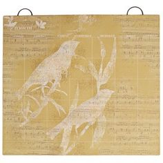 Musical Birds Calendar Set