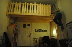 ... Berlin - Prenzlauer Berg  Bett gebraucht kaufen  eBay Kleinanzeigen
