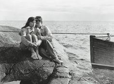 Ingmar Bergman 100 years: Summer With Monika Bergman Movies, Harriet Andersson, Aesthetic Movies, Ingmar Bergman, Jean Luc Godard, All Themes, Film Stills, Illusions, Movie Tv