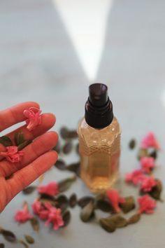 ...ящик Pandoru...: Травяной чай для лица/Домашний спрей для лица