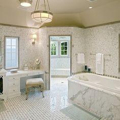 Traditional Bathroom Tile Designs tile patterns for shower walls | bathroom-wall-tiles-design-beige