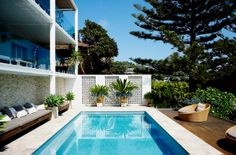 Whale Beach North of Sydney by Garden Life