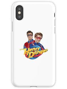 Impact-resistant polycarbonate protective cover for your iPhone. Super-bright colors are embedded directly into the case for longevity. Slim fitting design wraps around, allowing full access to ports. Nickelodeon Girls, Nickelodeon Shows, Jace Norman Snapchat, Henry Danger Jace Norman, Wonder Woman Shirt, Cute Phone Cases, Happy Birthday Cards, Iphone 7, Apple Iphone