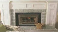 fireplace makeover ideas - Google Search