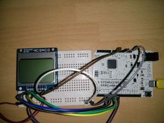 Getting your Nokia 5110 LCD up and running on an Arduino | The hack shed
