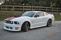 2005 Ford Mustang GT Premium Vortech Supercharged