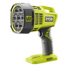 Ryobi 18 Volt One Hybrid Led Spotlight Tool Only With 12 Automotive Cord P717