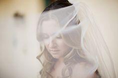 hair and veil