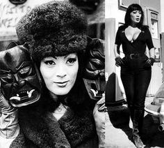 Tura Satana  After enduring a difficult childhood and being raped, Satana studied aikido and karate, later becoming a member of a gang after being sent to reform school. At the age of 13, Satana moved to Los Angeles, becoming a model and an exotic dancer. She began her acting career with appearances on television and small parts in movies until she got the part that defined her career, Varla in 1965´s Faster, Pussycat! Kill! Kill!, where she performed all of her stunts and influenced various…