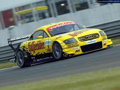Audi TT Typ 8N | All Racing Cars