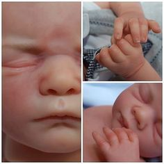 *PROFESSIONAL* CUSTOM REBORN KIT PAINTING! Newborn Skintones A Specialty!
