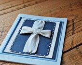 christening card for boy first communion card boy baptism card with cross