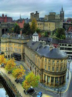 U.K. Newcastle upon Tyne, England