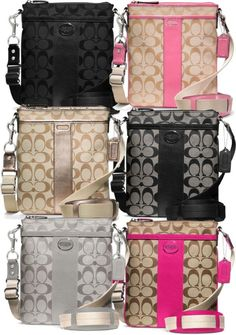 Love these! Perfect for concerts, theme parks, any outing you don't want to carry a hand bag around