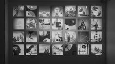 Mécaniques Discursives - animated canvas 1 on Vimeo