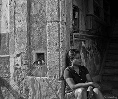 Young Woman / Maria Sciandra Photography www.mariasciandra.com #HavanaCuba