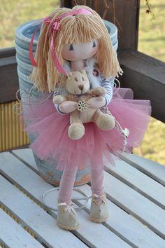 Lisa Dolls Lisa, Teddy Bear, Dolls, Children, Handmade, Animals, Baby Dolls, Young Children, Boys