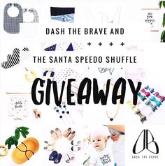 It's Giveaway time!  NEXT STOP --> @zavthebrave  We're celebrating Cystic Fibrosis ACT's biggest fundraiser the Santa Speedo Shuffle with one fantastic giveaway. Christmas in July has come early!  15 stores 15 prizes and 1 winner.  We {@yourstore} will be giving away {your prize}. To enter simply follow all these steps: 1. Like this post 2. Follow us @shoplovedua and all the stores in this loop. 3. Head over to @zavthebrave next and repeat all the steps above.