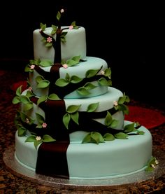 First Flowering Tree Cake