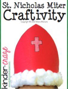 Catholic Crafts, Catholic Kids, Catholic Bishops, Catholic School, Advent Activities, Christmas Activities, Teaching Activities, Family Activities, Teaching Ideas