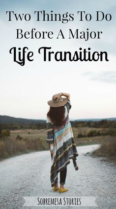 If you'll be experiencing a big life change soon, these two things to do before a major life transition will help you to move forward in a healthy, joyful way. Transition Quotes, Change Is Coming, Life Transitions, Career Change, Change Quotes, Learning Spanish, Life Advice, Moving Forward, Love Life