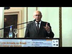 Clube Militar - A Luta Armada no Brasil e o Dever do Estado - Dr Ives Ga...