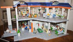 Fahrstuhl zum Krankenhaus aus Set 4404 * * Playmobil