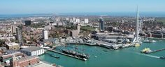 Things to do in Portsmouth. Top places to visit in Portsmouth. Plan a trip to Portsmouth. Fun things to do in Portsmouth. Portsmouth England, Stuff To Do, Things To Do, City By The Sea, The Learning Experience, Italy Spain, Magnet, Travel Souvenirs, England Uk