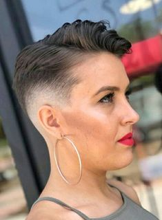 short faded and tapered