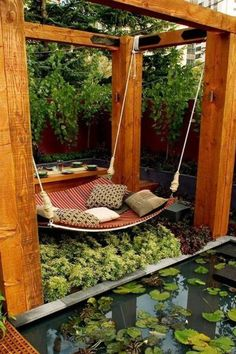Chill spot. Byob-bring your own book!!
