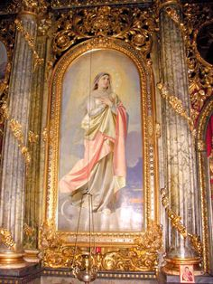 Mary Immaculate                                                       …