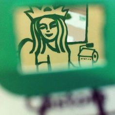 This Guy Makes Amazingly Quirky Art Out Of His Old Starbucks Cups.