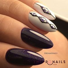 If you've got cool nails, you wake up and you're like, 'Oh, I'm happy now.' Maisie Williams #quotes #elegant #nails