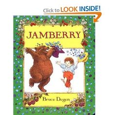 One berry, two berry, pick me a blueberry- a fun book to read aloud! Great for babies and toddlers