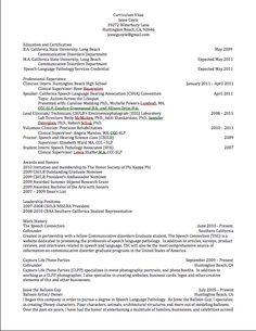 Cover Letter Slp Cfy Socialtrend News