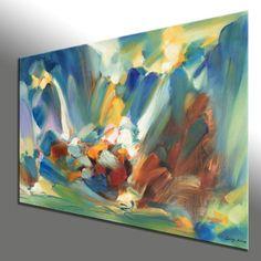 pintura abstracta pintura al leo de grandes por ms