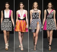 Byblos Milano Spring/Summer 2015 Collection - Milan Fashion Week
