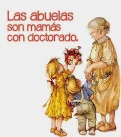 Las abuelitas...