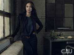 BEAUTY AND THE BEAST Pictured: Kristin Kreuk as Catherine Chandler.  Photo Credit: Frank Ockenfels 3/The CW.  © 2012 The CW Network, LLC. All rights reserved.
