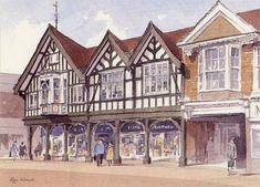 The Arcade, Wellingborough