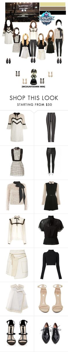 """«WIN» ROCKIT TAKES YET ANOTHER WIN!"" by cw-entertainment ❤ liked on Polyvore featuring self-portrait, Topshop, Valentino, PINGHE, Victor Xenia, Miss Selfridge, Perseverance London, RED Valentino, Isabel Marant and Balmain"