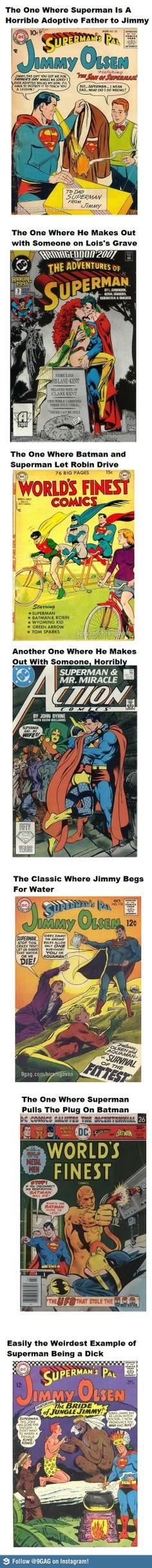 Scumbag Superman