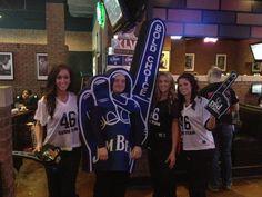 Super Bowl Beam Team