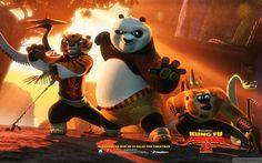 Kung Fu Panda 2 Wide Wallpaper